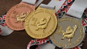 Денислав Златев със сребро от световното по самбо