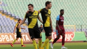 Голяма драма в Пловдив: Ботев бие в последните секунди, 17-годишен дебютира с гол (видео)