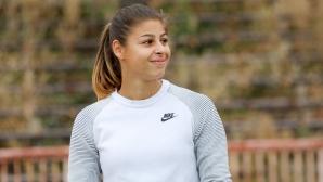 Александра Начева: Следващата ми цел е злато от Евро 2019