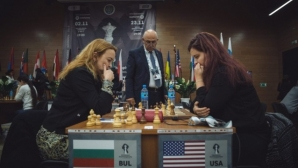 Антоанета Стефанова отпадна на осминафиналите на Световното