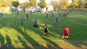 Емо Аргиров поведе Садово към нова победа в Трета лига