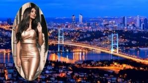 Николета Лозанова се разкрасява в Турция