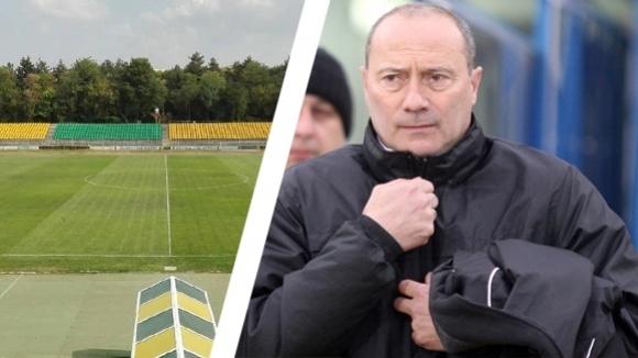 Последният шампион с Левски ще спасява Добруджа
