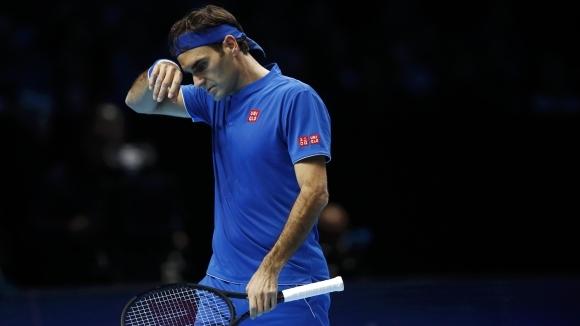 Французин нападна Федерер, Джокович го защити