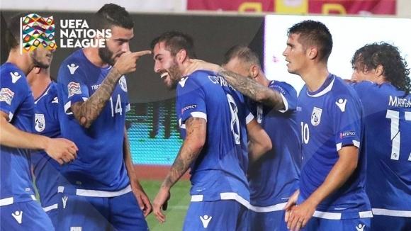 Крило със спешна повиквателна от Кипър за мачовете срещу България и Норвегия