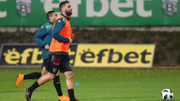 Гаджев: Божката допусна грешки, Полачек също, но това е част от футбола