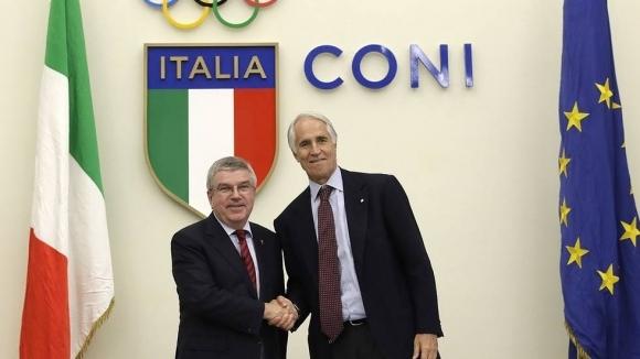 Кандидатурата на Милано и Кортина Д'Ампецо може да получи държавна подкрепа