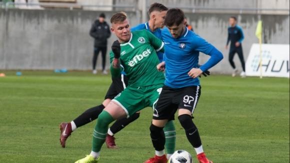 Резервите на Лудогорец загубиха от отбора на Георге Хаджи