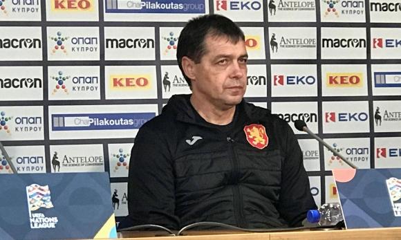 Хубчев: Чака ни изключително труден мач, но вярвам на момчетата, каквито и...
