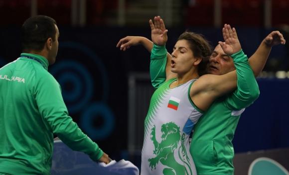 София Георгиева ще се бори с румънка на репешажите