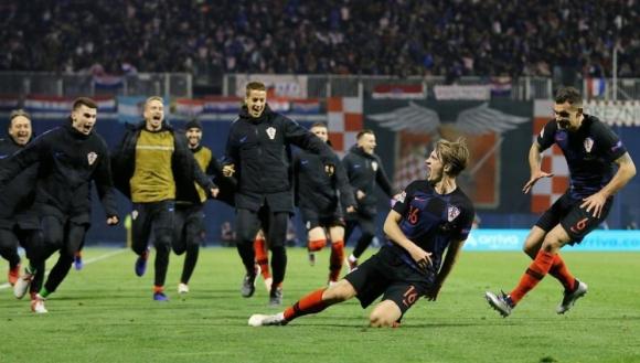 Хърватия - Испания (съставите)