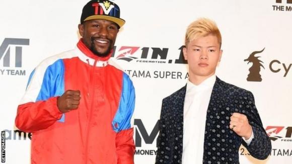 Мейуедър призна, че ще се бие с Насукава