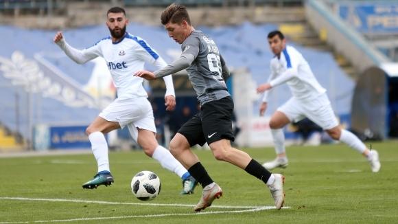Левски - Монтана 0:0