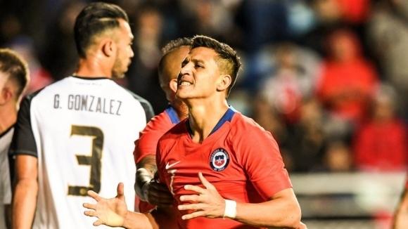 Коста Рика изненада Чили, Санчес вкара, но и изпусна дузпа