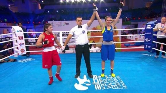 Победа и загуба за българките на Световното по бокс