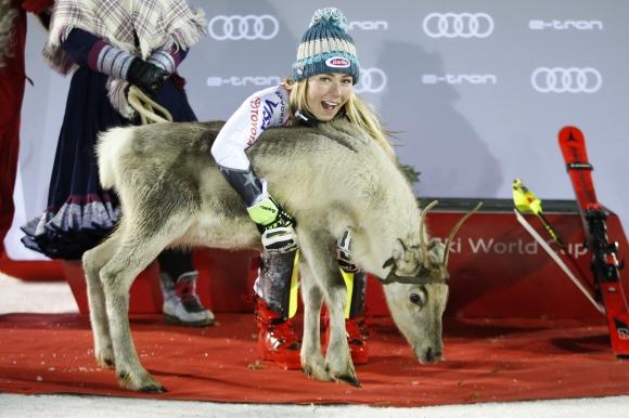 Шифрин спечели трети елен след Рудолф и Свен