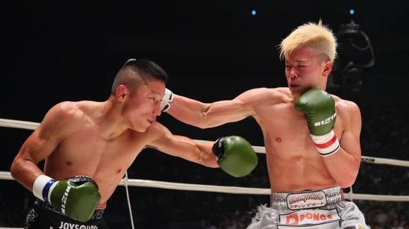 20-годишната кикбокс сензация Насукава преби съперник и чака Мейуедър