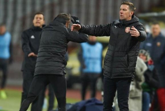 Кръстаич: 2:0 е коварен резултата, не виня Митрович за дузпата