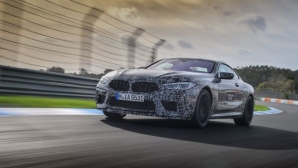На финалната права по пътя към серийното производство: новото BMW M8