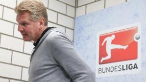 Някои играчи се задържаха прекалено дълго в Байерн, отсече Ефенберг