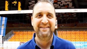 Иван Петков: Тепърва ще видим какво е нивото на отбора (видео)