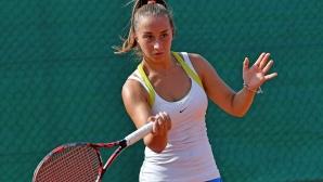 Ванева загуби само един гейм в квалификациите в Анталия