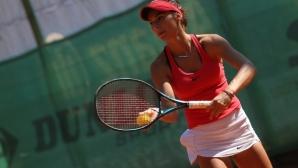 Вангелова с победа на двойки в Гърция