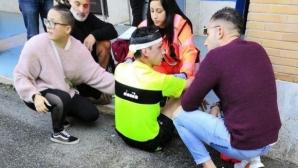 Италиански съдии бойкотират мачовете след побой