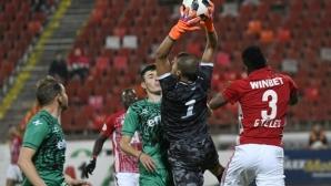 ЦСКА-София продал 509 билета за последните си два домакински мача
