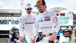 Алонсо ще стартира в Инди 500 с напълно нов отбор на Макларън