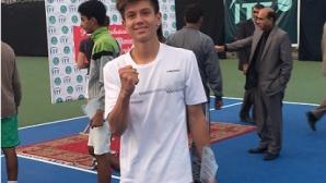 Иван Пенев с пета поредна победа в Пакистан