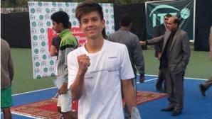 Иван Пенев не загуби гейм при шестата си поредна победа в Пакистан