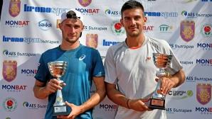 Донев и Милушев се класираха на четвъртфинал в Турция
