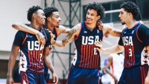 Талантите от JBA USA ще се запознаят с българските баскетболни школи