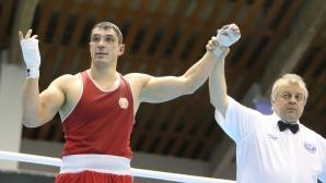 Белберов си осигури медал от първенството на ЕС