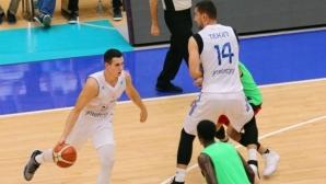 Йордан Минчев с 10 точки при загуба на Истанбул ББ в Купата на ФИБА-Европа