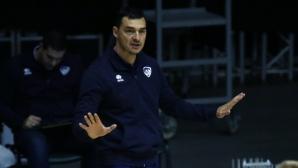 Владо Николов отново на игрището с №1
