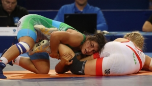 Бобева загуби първата схватка на репешажите