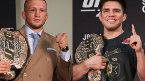 Официално: Сехудо срещу Дилашоу за титлата при 57-килограмовите на UFC 223