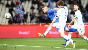 Автогол нанесе първа загуба на Финландия в Лигата на нациите