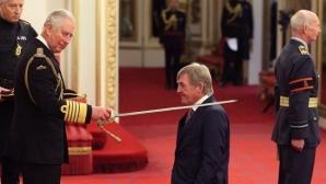 Кени Далглиш получи рицарско звание