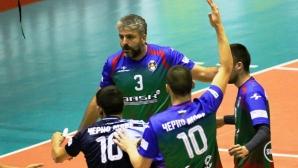 Черно море изненада Пирин за първата си победа (статистика)
