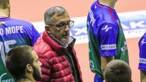 Димитър Пангаров: Преборихме се с класен съперник