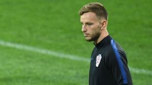 Хърватия без Ракитич срещу Англия