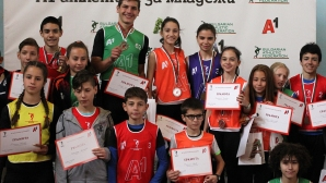 Вълчев и Койнова са победители в младежката атлетика в Плевен