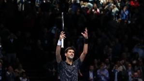Джокович вярва, че може да стигне Федерер