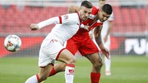 Сърбия отчая Черна гора за 107 секунди