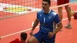 Владо Николов: Много мъжество и малко волейбол