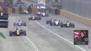 Дан Тиктъм спечели Macau GP, Мик Шумахер - пети