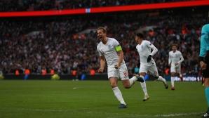 """Драма и страхотен обрат на """"Уембли""""! Англия ликува, сълзи за Хърватия"""
